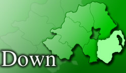 County Down Map