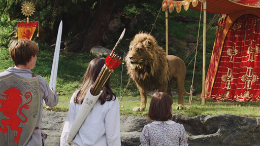 The Chronicles of Narnia: The Lion, the Witch and the Wardrobe Copyright: Disney Enterprises. All rights reserved