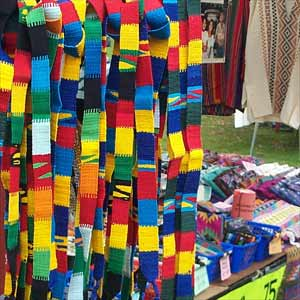Belt up for colour at Abbey Park.