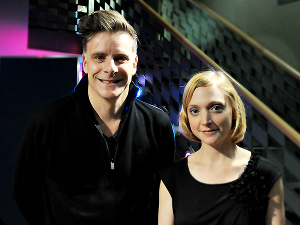 Ricky Ross and Eilen Jewell, Studio 1, BBC Radio Scotland, October 2010