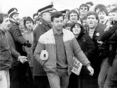 BBC - Glasgow and West Scotland - In Pictures - The Miners ...
