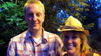 Tony Walsh and Cerys Matthews