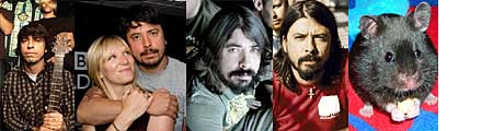 Dave Grohl Louise Post Comments Post your comment
