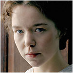 Anna Maxwell Martin as Esther in 'Bleak House'