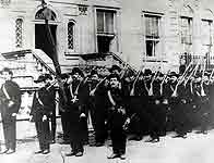 Image of Citizens' Army on Parade