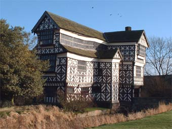 Timber-framed houses