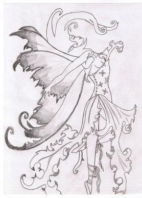 Bbc Blast Art Amp Design Autumn Fairy