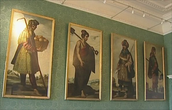 Zurbarán paintings