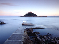 St Michaels Mount. Photo credit : NTPL/David Noton