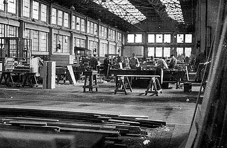 The Joiners Shop circa 1950