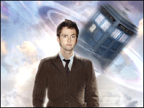 Dr Who - David Tennant
