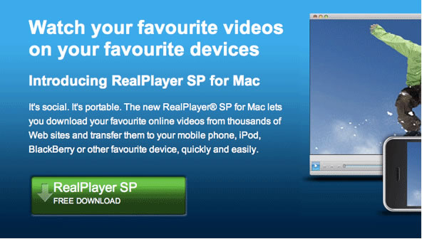 realplayer sp converter gratuit 01net