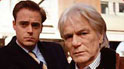 Simon (Jamie Theakston) and Terry (Adam Faith)