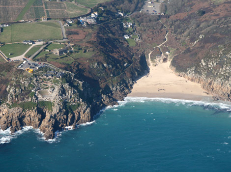 Bbc Cornwall Features Scenic Flights