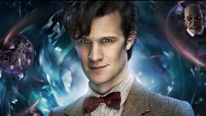 Matt Smith stars in the Doctor Who Christmas Special