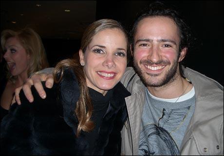 Ballerina Darcey Bussell And Aaron Sillis