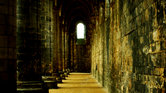 Kirkstall Abbey...