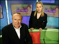 Andrew Neil and Daily McAndrew