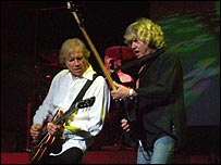 The Moody Blues in 2006