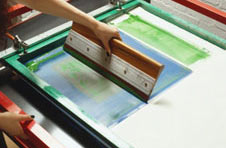 Howto Do Screen-Printing on Material