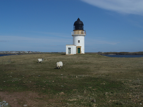 Arnish Lighthouse