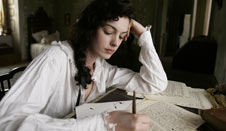 No pain, no Jane? Anne Hathaway in Becoming Jane.