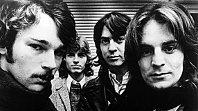 Big Star with Alex Chilton far right