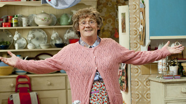 Outrageous Mrs Brown And
