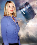 Billie Piper in Doctor Who