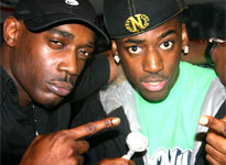 Skibadee and Bashy - MC Face Off