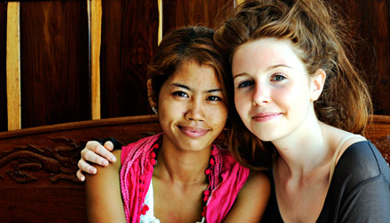 Stacey Dooley, Child Sex Trafficking In Cambodia