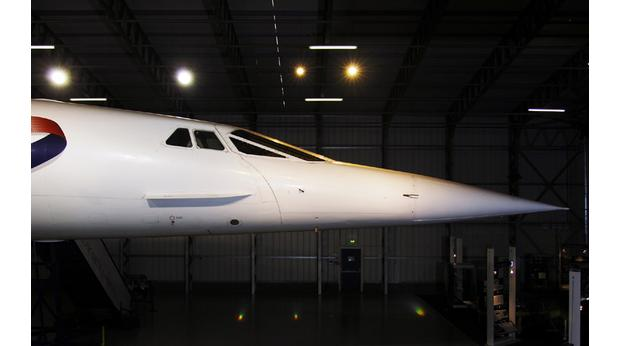 Concorde © National Museums Scotland