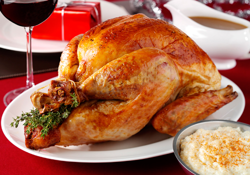 BBC - BBC Food blog: Who makes Christmas dinner in your house?