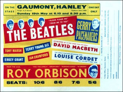 BBC - Stoke & Staffordshire - In Pictures - Beatles memorabilia ...