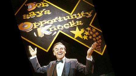 Bob Monkhouse on Opportunity Knocks