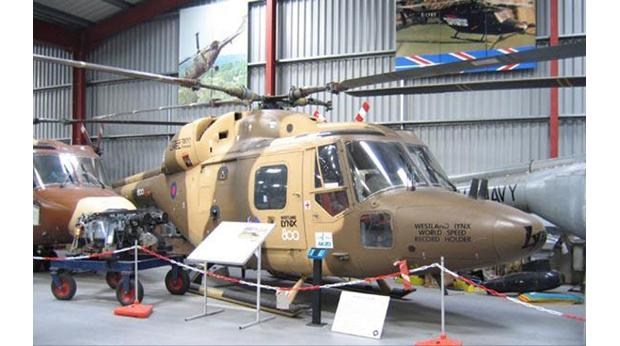 Westland Lynx Helicopter © Helicopter Museum