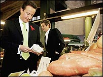 David Cameron - does he know his onions when it comes to wind turbines?