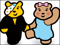 Strictly Come Dancing for Children In Need