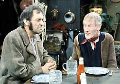 An image from the TV series Steptoe and Son.