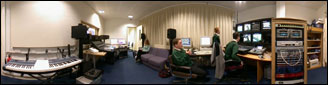 360 image of the Park School Studio