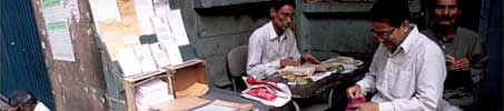 Business in Calcutta