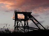 Camborne has a rich mining history.