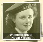 Women's Royal Naval Service Photo Gallery