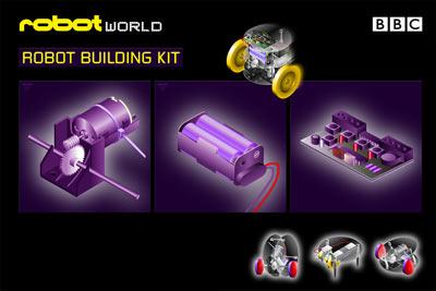 Own Robot Building Kit
