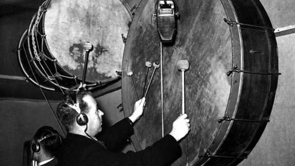BBC sound effects recording