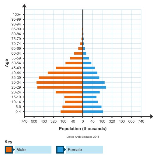 Printables Population Pyramid Worksheet bbc ks3 bitesize geography population and migration revision remember though that the shape of pyramids can also be affected by this pyramid for uae shows effects l