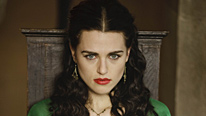 Morgana (Katie McGrath) is up to her usual tricks