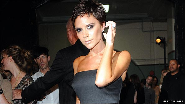 Victoria Beckham is said to be a fan of jeweller Theo Fennell