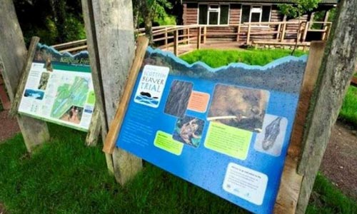 The Scottish Beaver Trial Information Centre