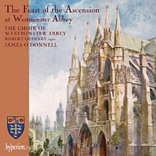 Review of The Feast of the Ascension at Westminster Abbey